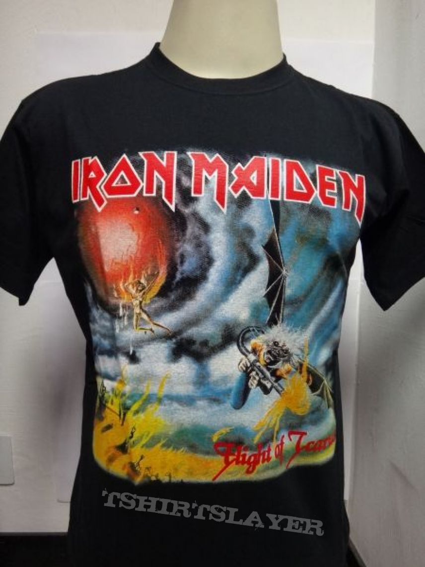 t-shirt Iron Maiden - Flight of Icarus