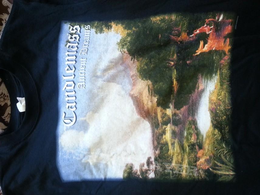 CANDLEMASS Ancient Dreams shirt