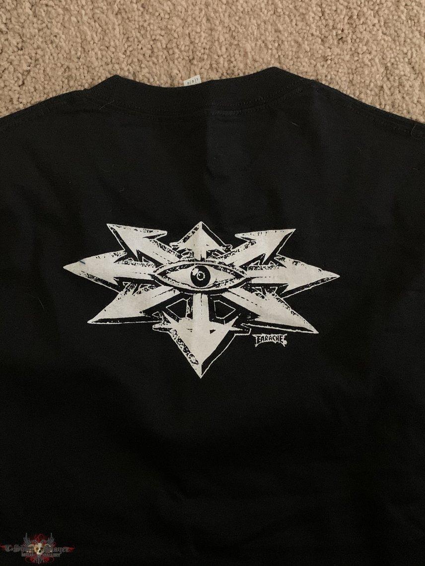 Bolt Thrower logo tshirt