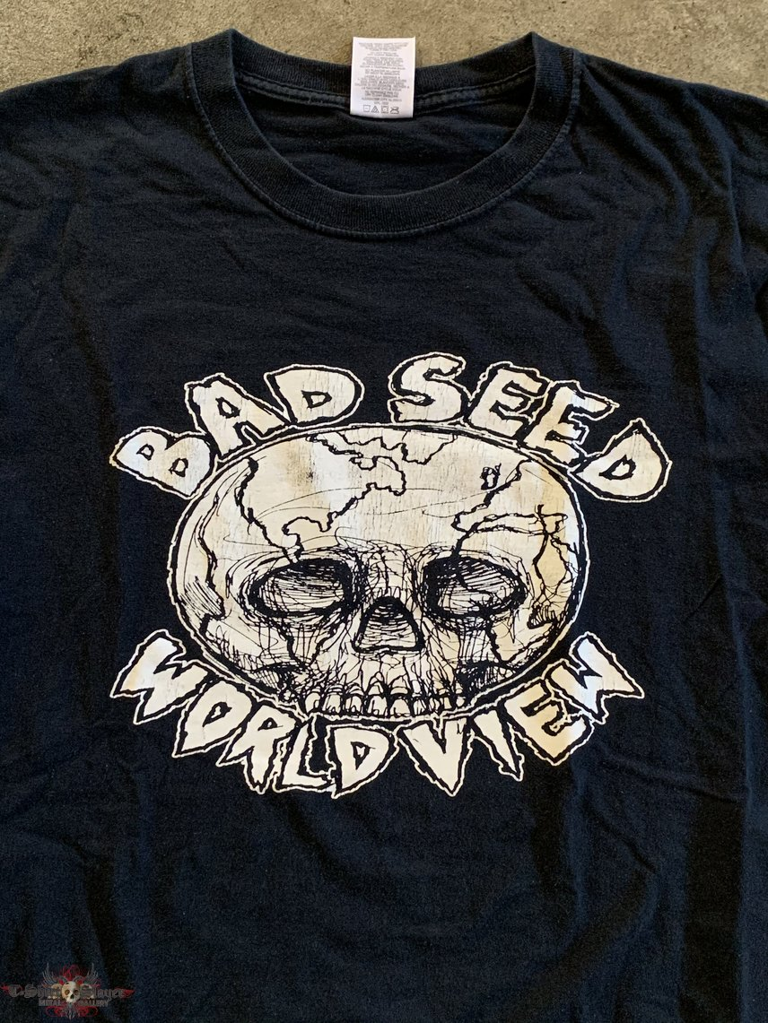 "Bad Seed ""World View"" size L"
