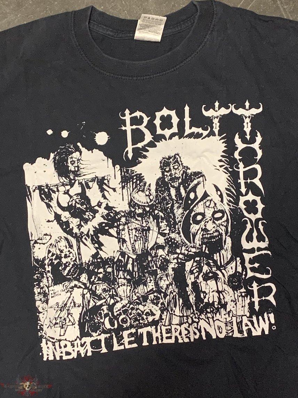 """Bolt Thrower """"In Battle..."""" Bootleg"""