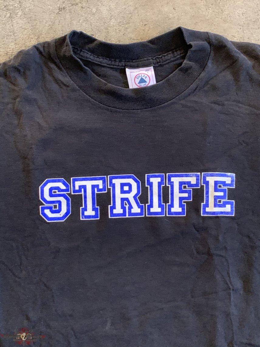 """STRIFE """"California Straight Edge"""" OG"""