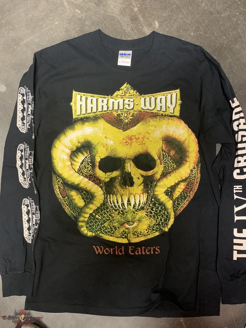 """Harms Way """"Bolt Thrower rip"""" Who Dares Wins..."""