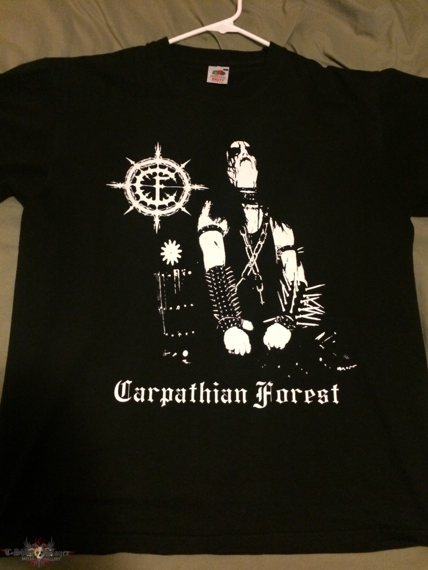 Carpathian Forest - We're All Going To Hell Shirt