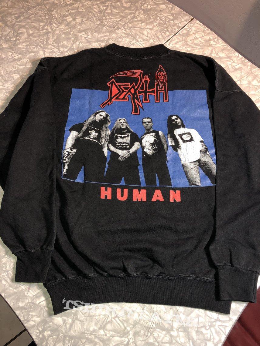 OG Human Crewneck Sweatshirt