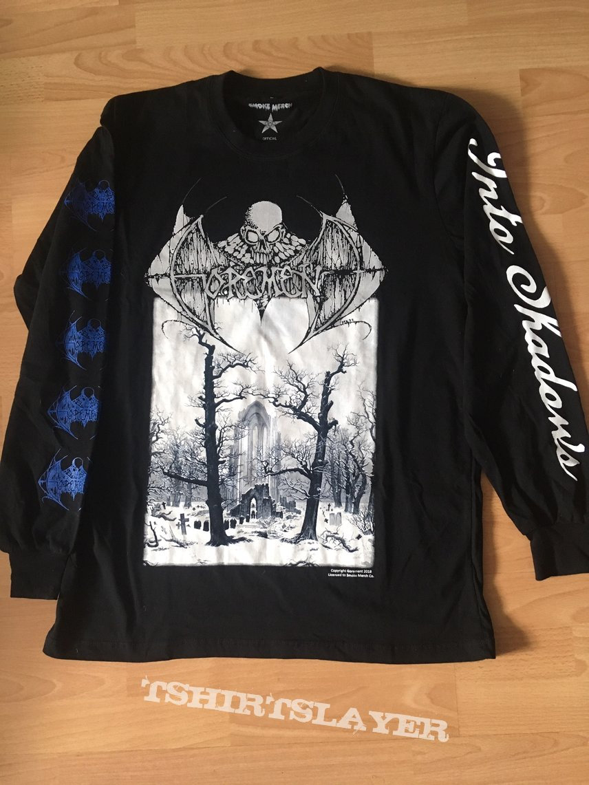 Gorement 'Into Shadows' longsleeve
