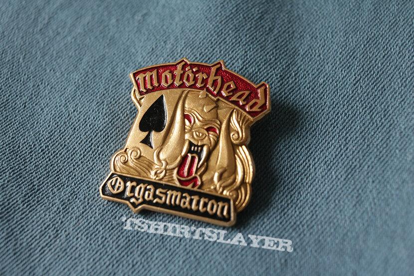 Motorhead badge