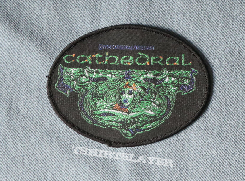 Cathedral patch, 1994