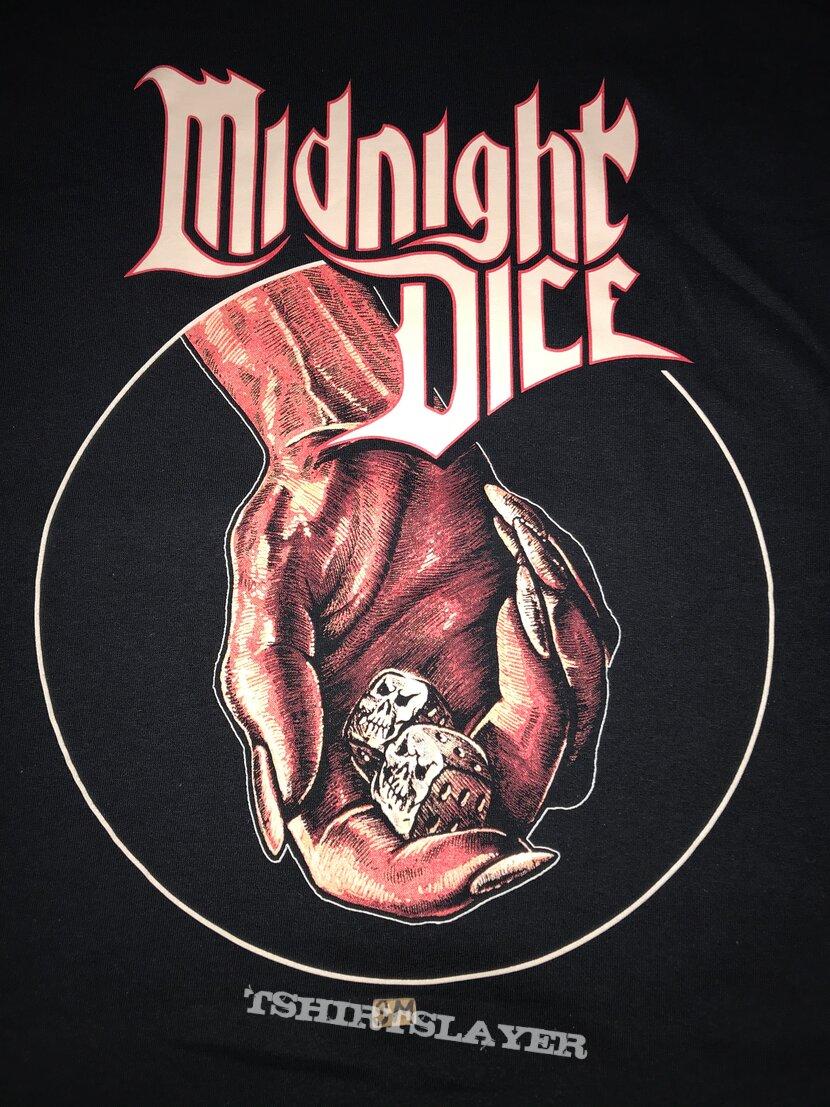 Midnight Dice Roll On Shirt