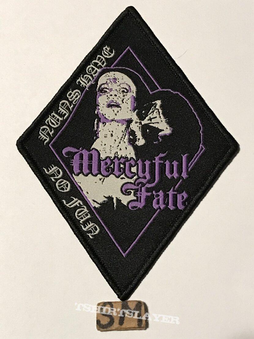 Mercyful Fate Nuns Have No Fun patch