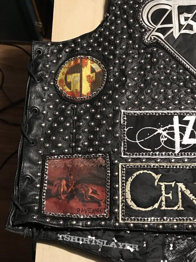 Dutch Oven Dutch tribute leather vest 2021