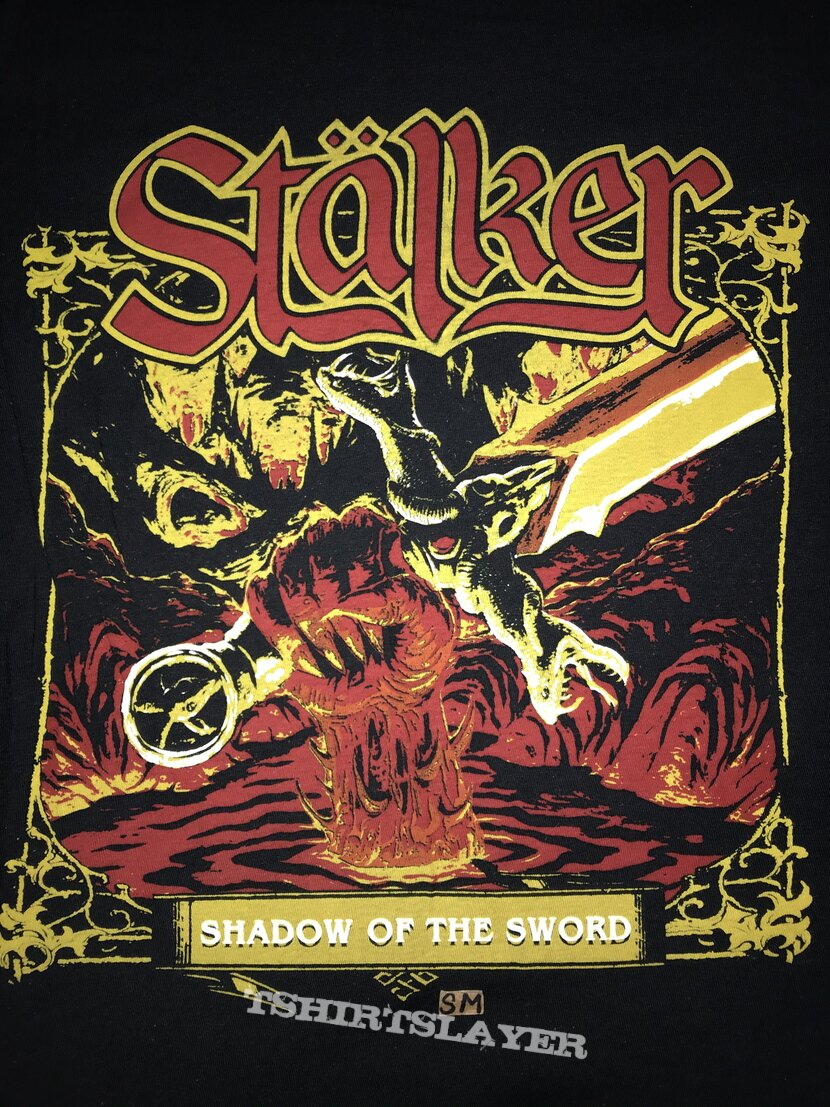 Stalker Shadow Of The Sword shirt