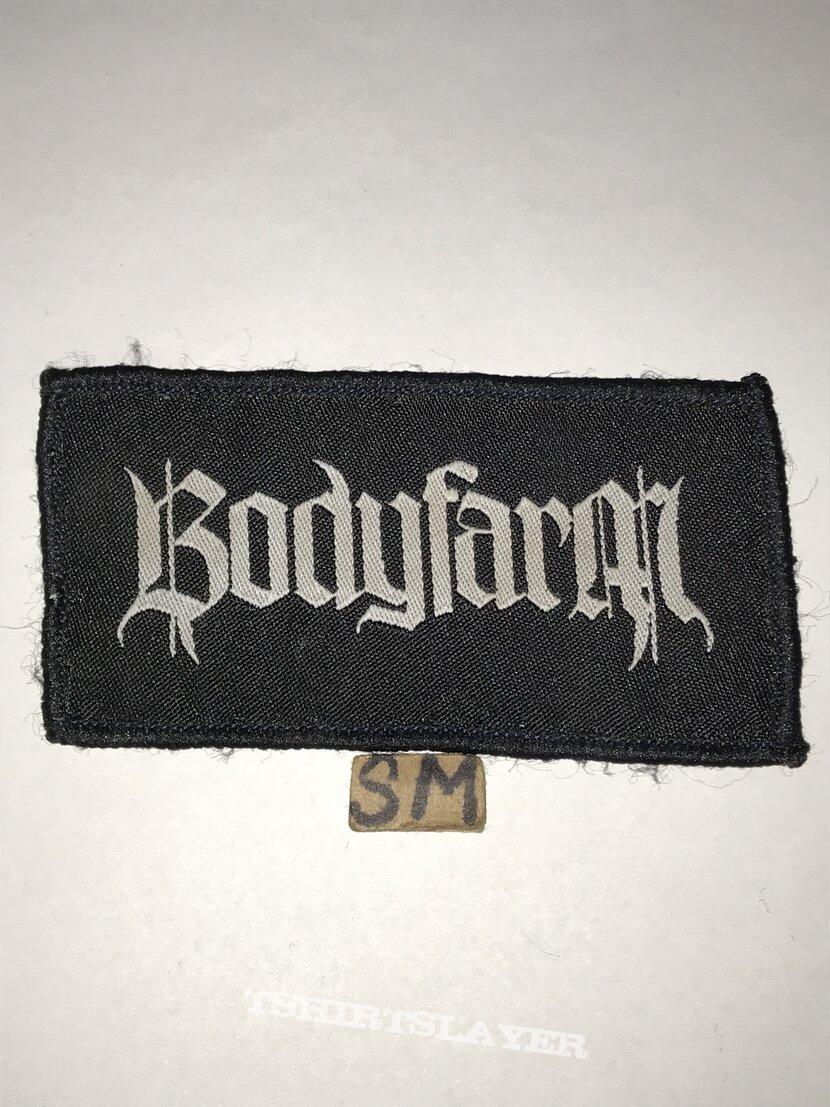 BodyFarm mini strip patch