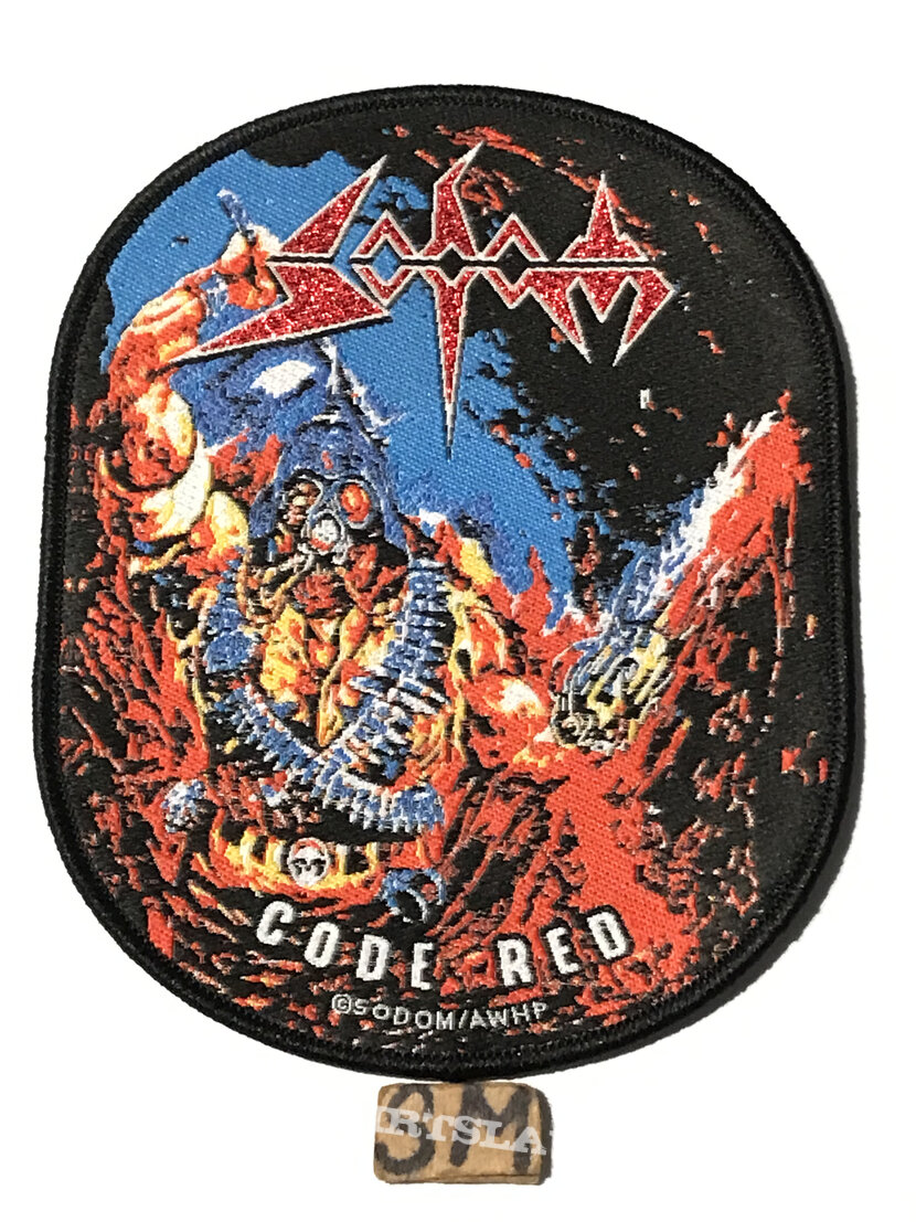 Sodom Code Red patch