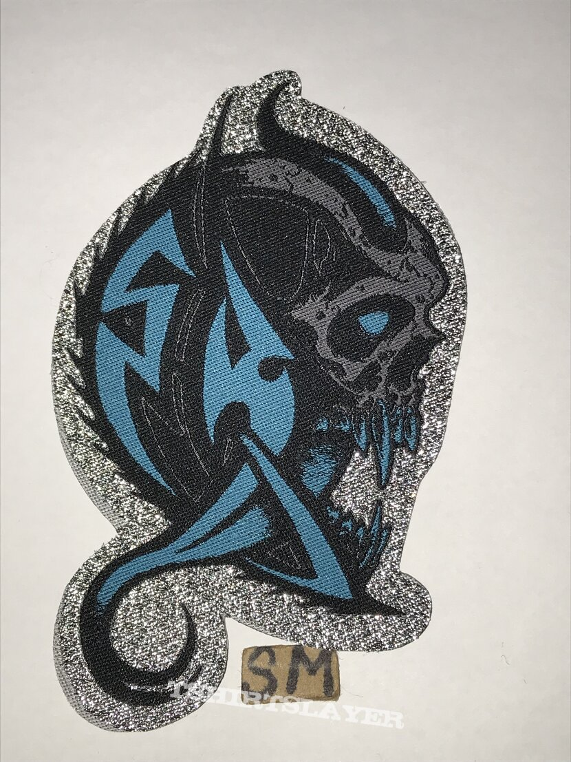 Sinister cut out patch