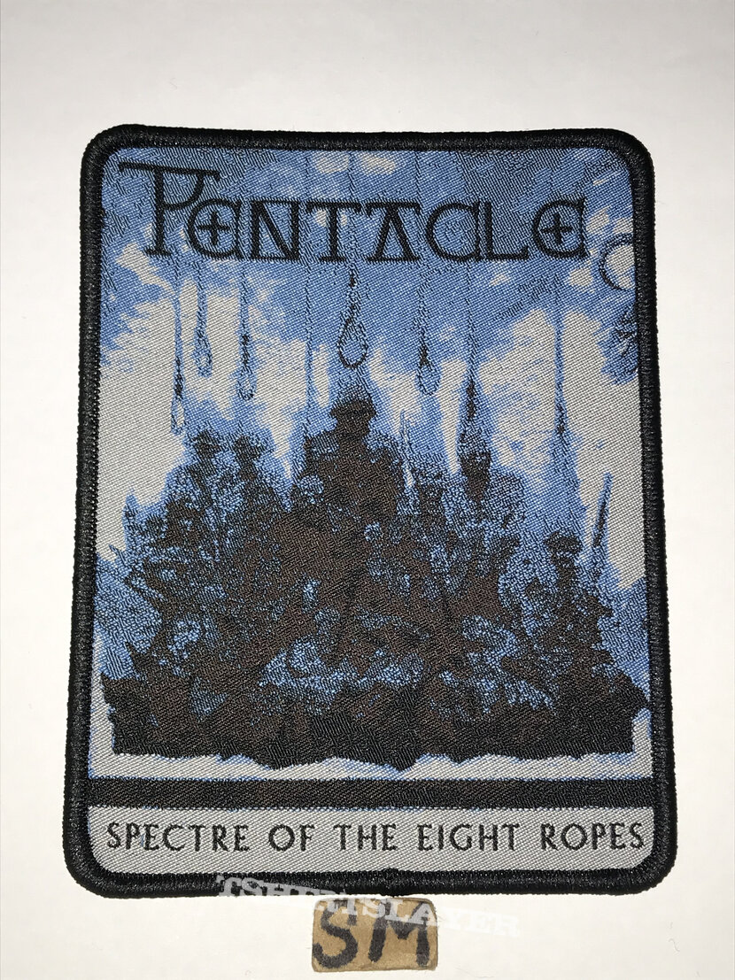 Pentacle Spectre Of The Eight Ropes patch