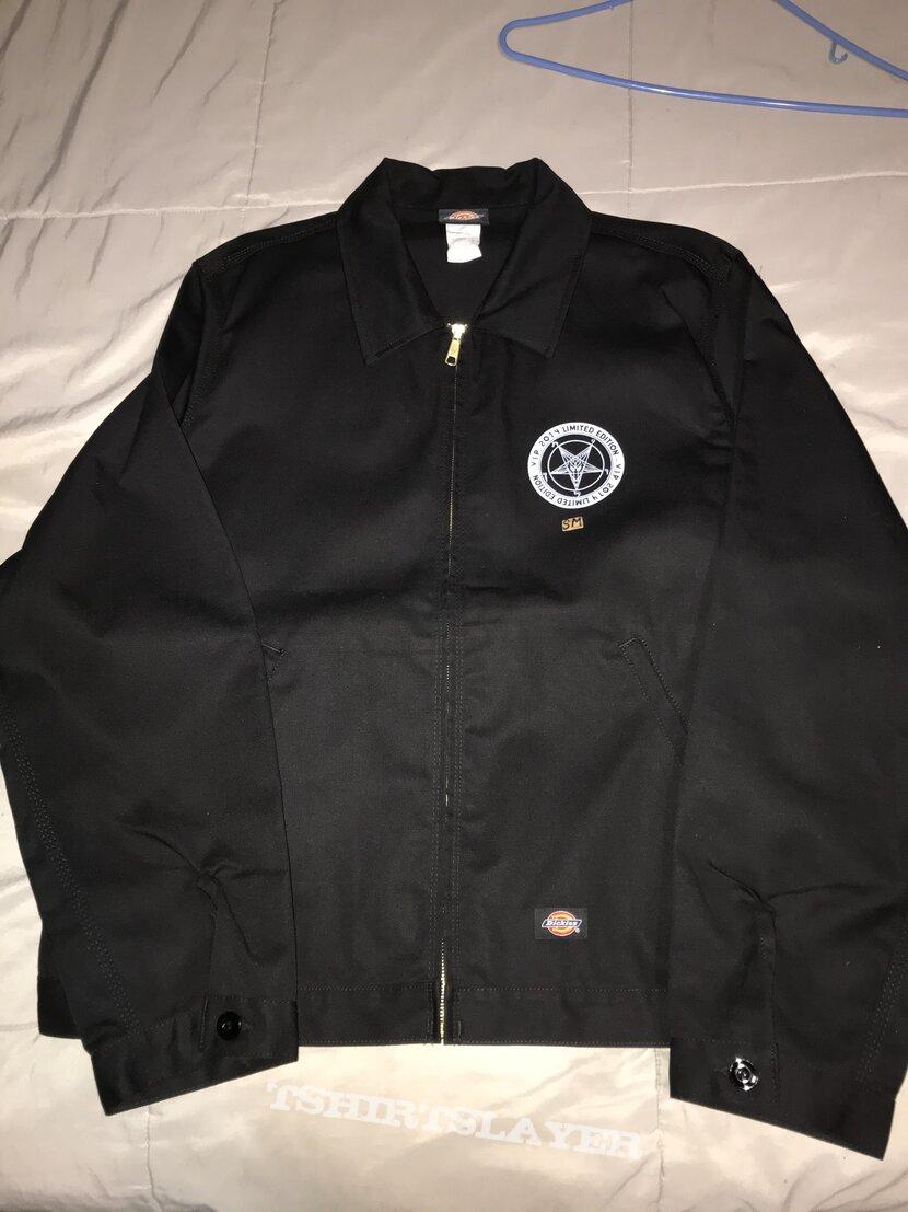 King Diamond VIP jacket 2014 tour