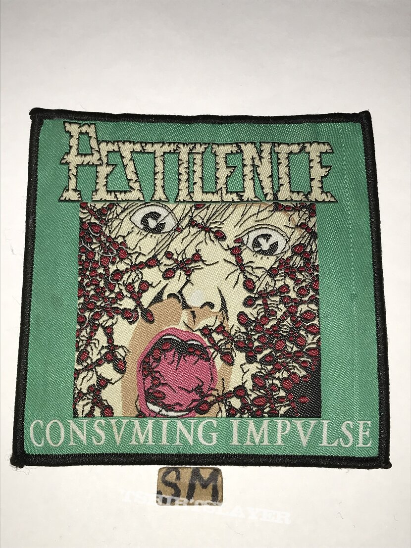 Pestilence Consuming Impulse patch