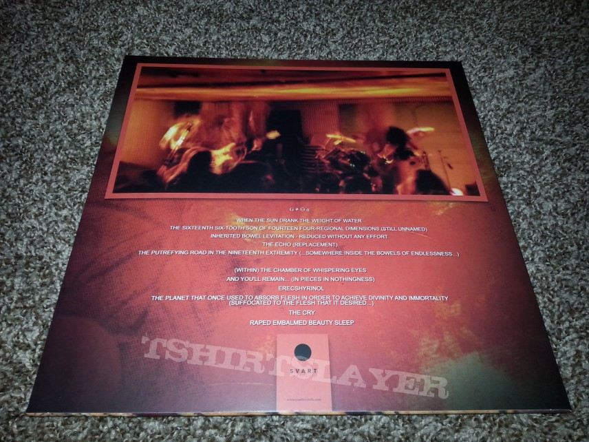Demilich - 20th Adversary Of Emptiness - 3LP Boxset