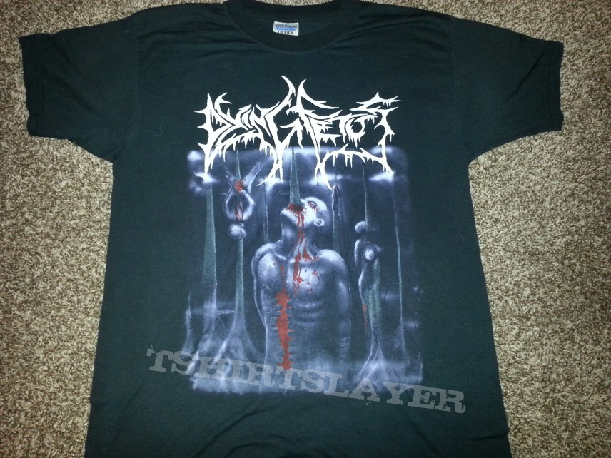 Dying Fetus, Grotesque Impalement - Tshirt