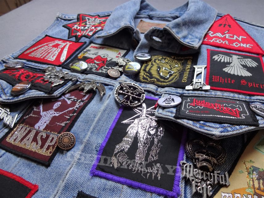 My Metal vest Heavy/ Speed/ Thrash, April 25 2017