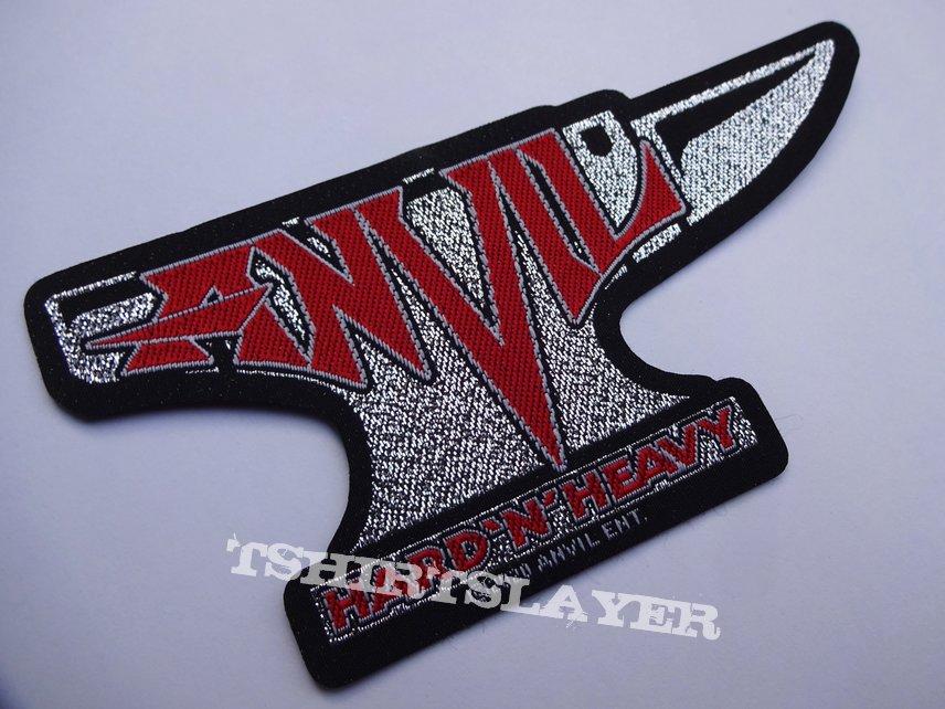 Anvil Hard 'N' Heavy patch