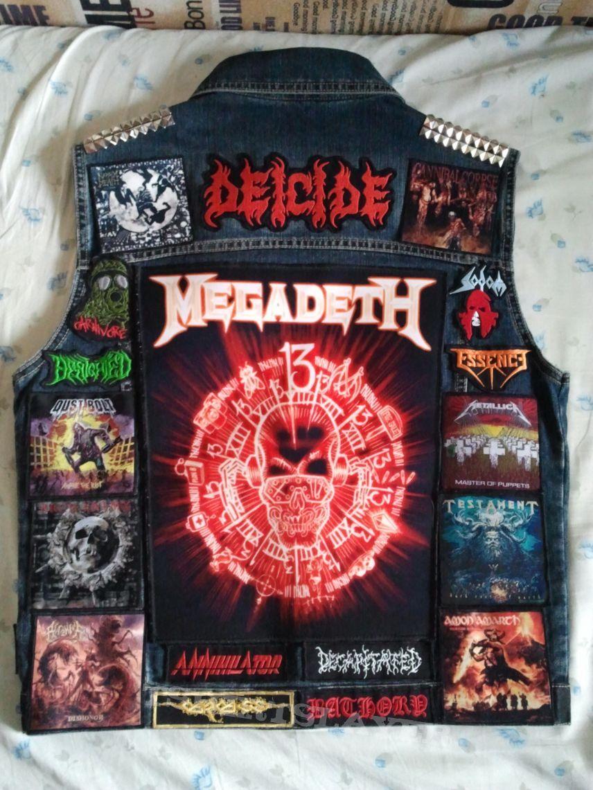 My finished vest