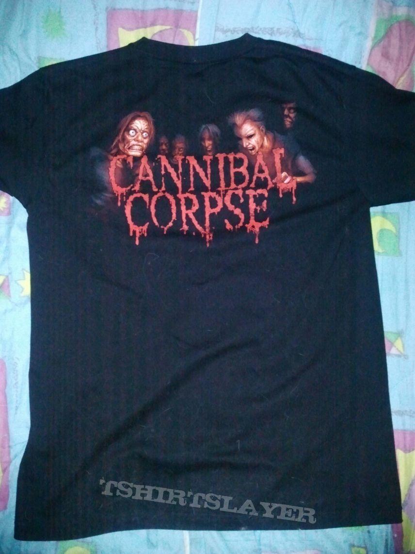 "Cannibal Corpse ""Butchered At Birth"" t-shirt"