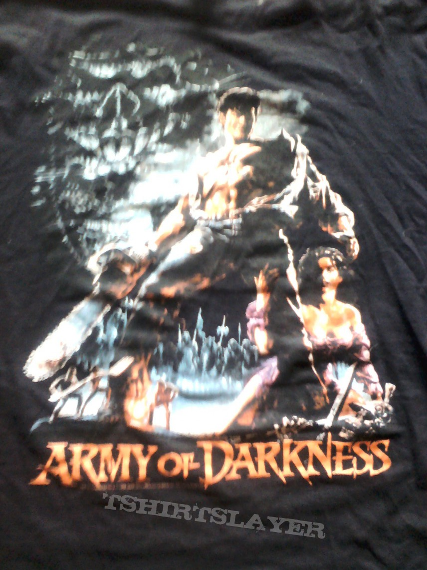 TShirt or Longsleeve - Army of Darkness movieshirt