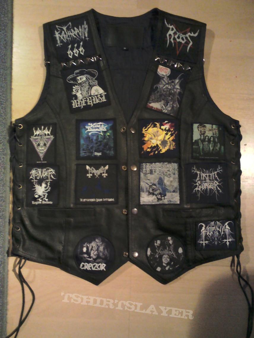 Battle Jacket - Evil Itself (so far)