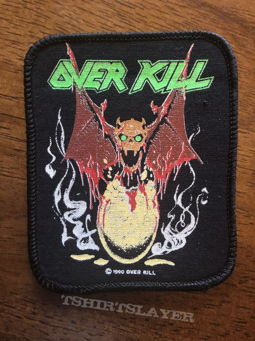 Overkill - Birth of Tension Patch