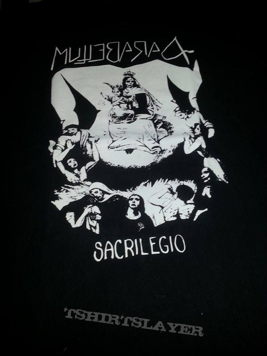Parabellum 'Sacrilegio' Shirt