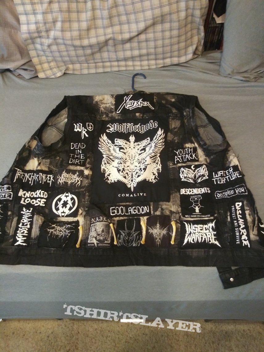 Crusty Punk Vest