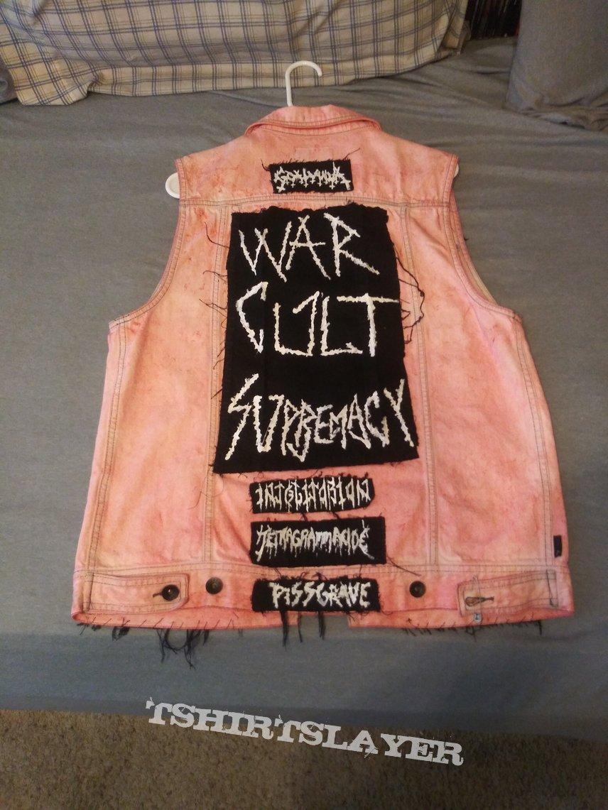 Pink Mass (Extreme Vest)