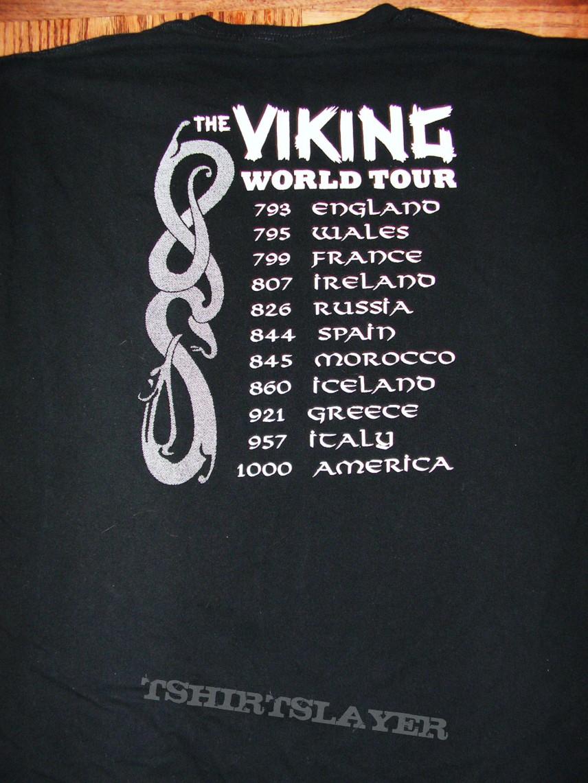 TShirt or Longsleeve - Vikings