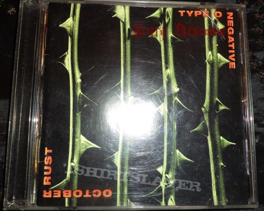 Type o negative october rust album