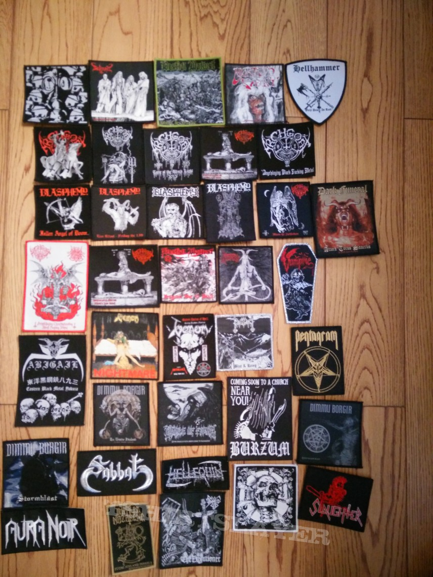 Patches for trade!!!!!!!