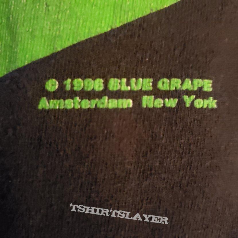 "Type O Negative  - ""Slow, Deep, And Hard"" official Blue Grape longsleeve shirt"