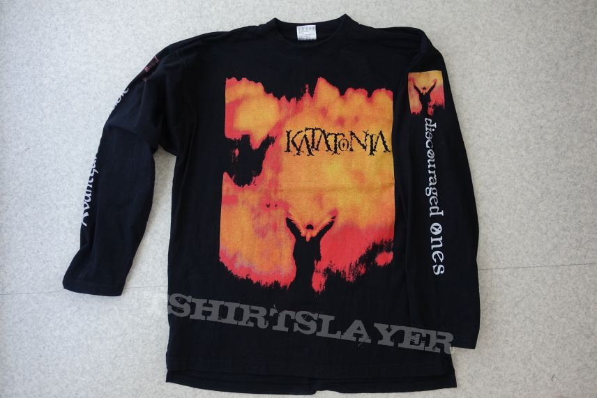 Katatonia Discouraged Ones Longsleeve