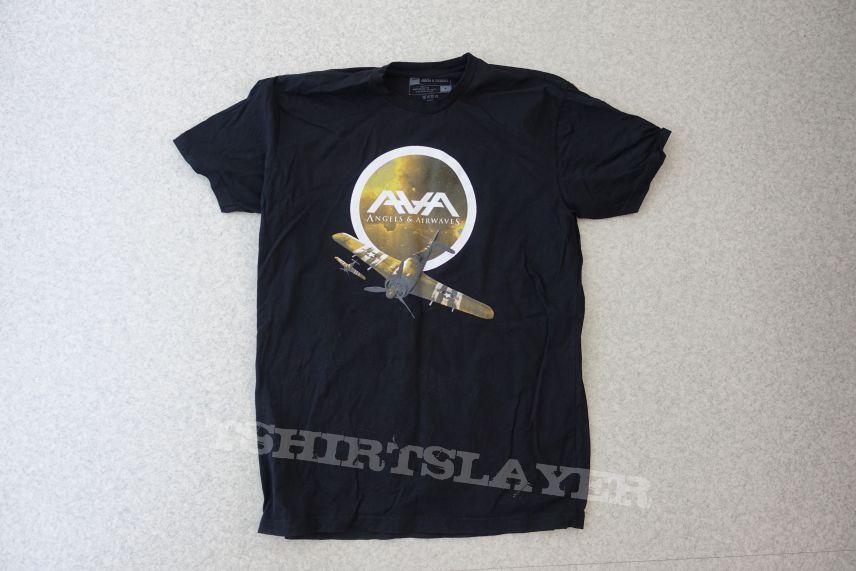 Angels And Airwaves Start the machine T-shirt