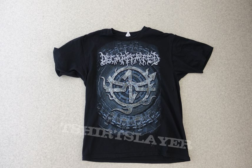 Decapitated You know what i mean? T-shirt