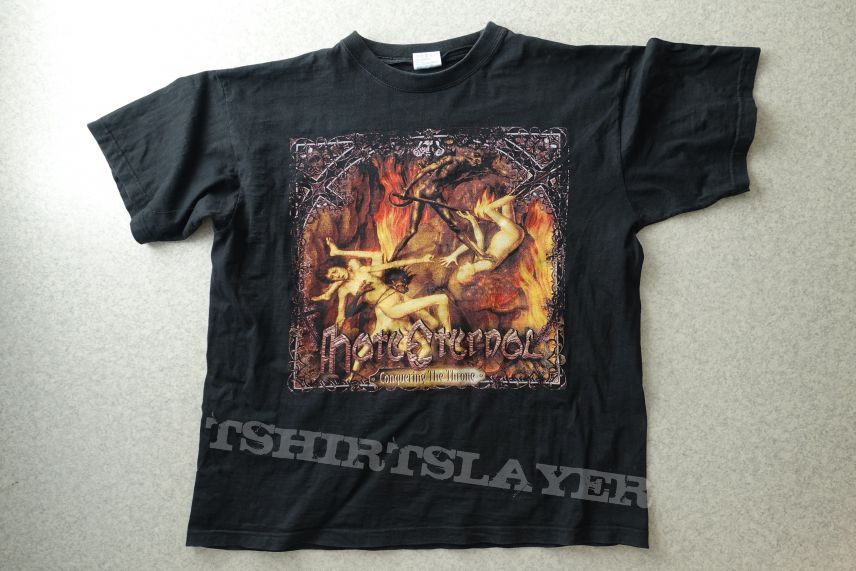 Hate Eternal - Conquering the throne T-shirt