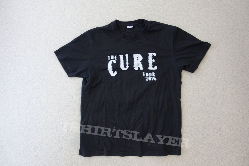 The Cure 2016 T-shirt