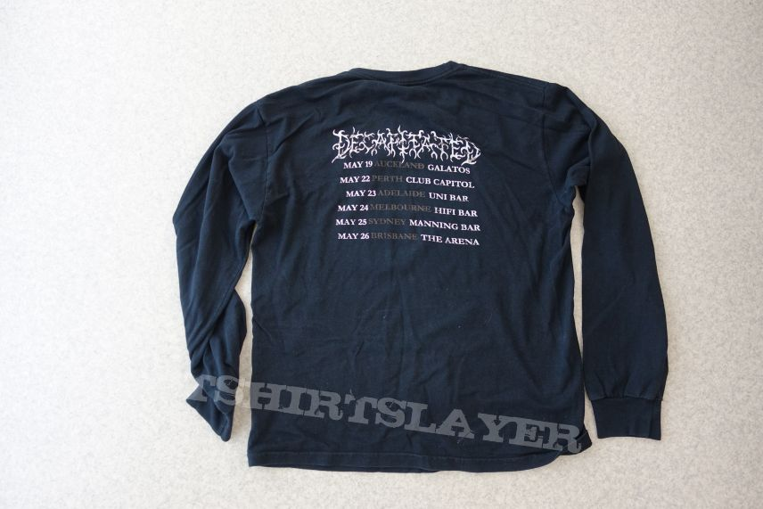 Decapitated Organic hallucinosis Longsleeve
