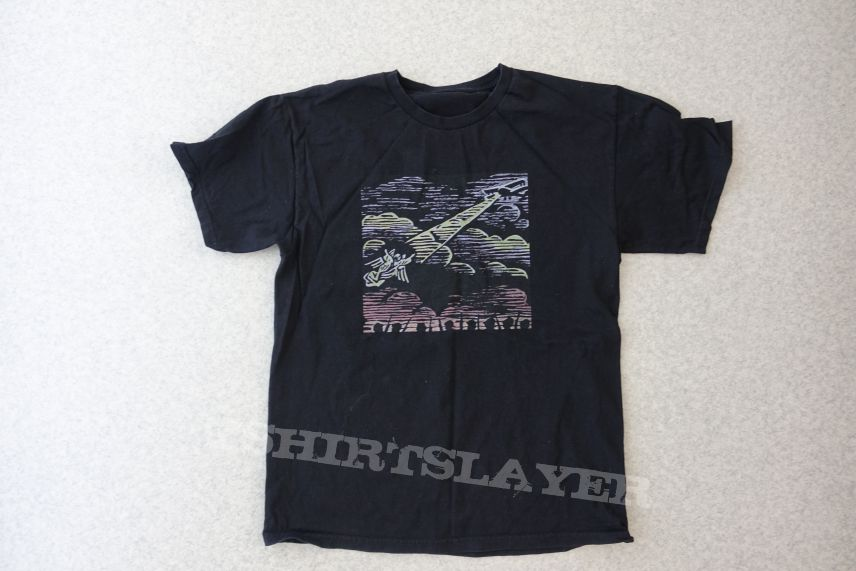 Explosions in the sky Those who tell the truth shall die, those who tell the truth shall live forever T-shirt