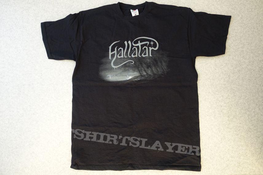 Hallatar - No Stars upon the Bridge live T-shirt