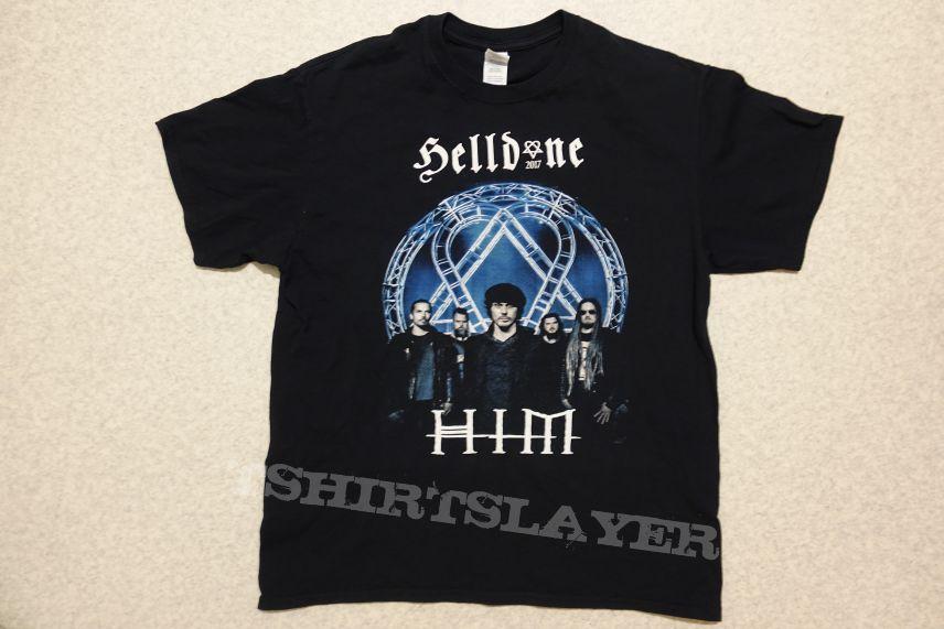 H.I.M - Helldone 2017 T-shirt