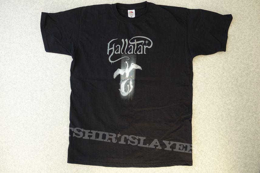 Hallatar - No Stars upon the Bridge album T-shirt