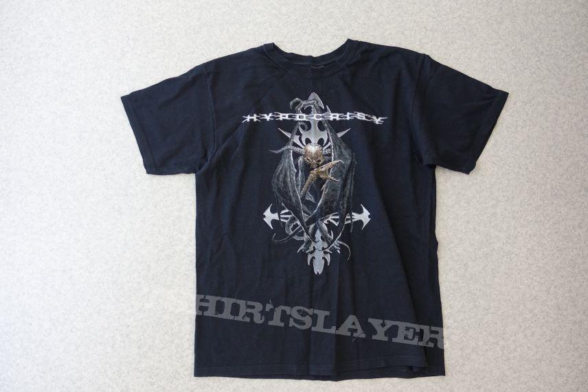 Hypocrisy End of disclosure T-shirt