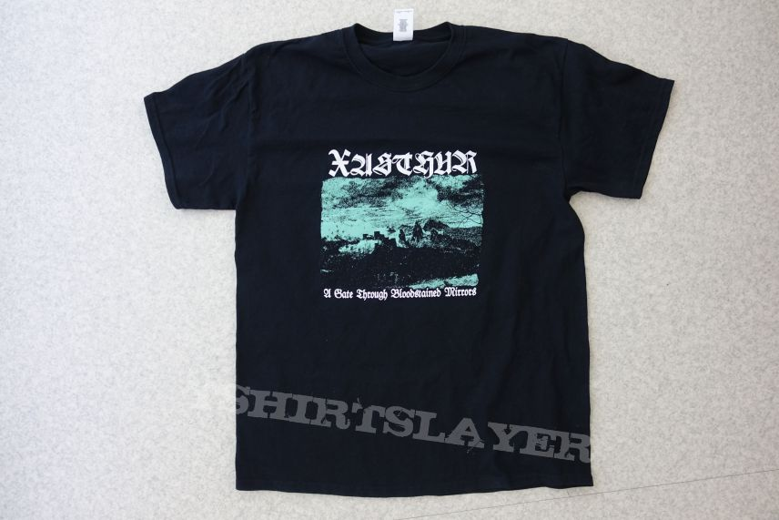 Xasthur - A Gate Through Bloodstained Mirrors T-shirt